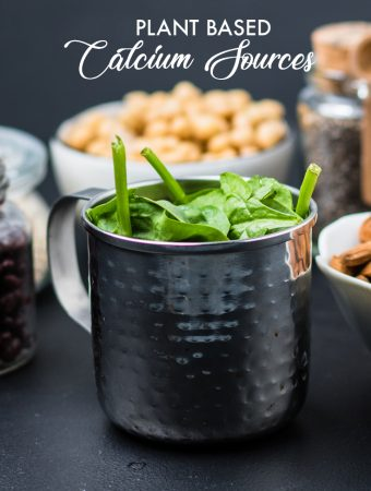 Plant Based Calcium Sources {With FREE Printable}