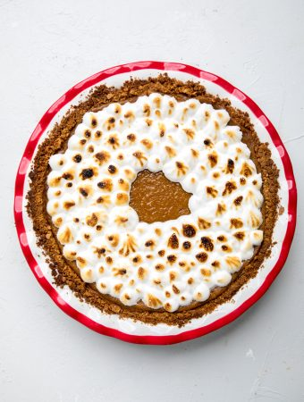 Dairy Free Sweet Potato Pie (Vegan)