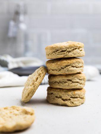 Dairy Free Biscuits (Vegan)