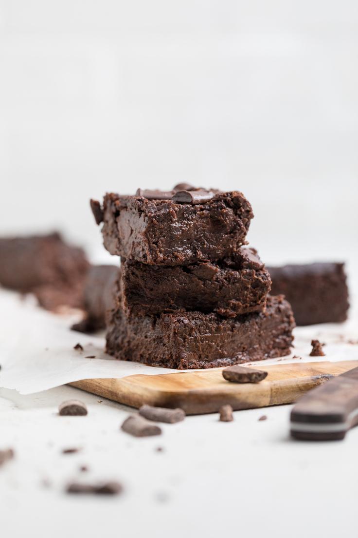 Vegan Black Bean Brownies Make It Dairy Free