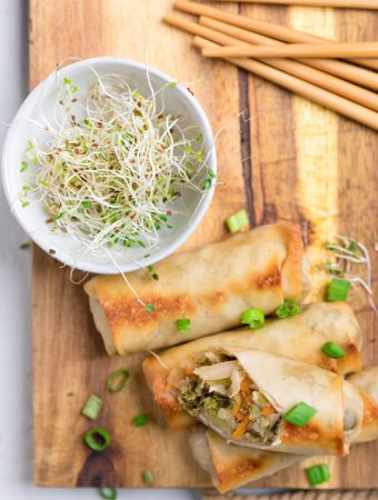 Vegan Egg Rolls
