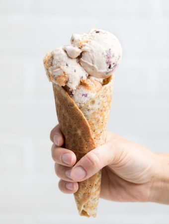 No Churn Vegan Ice Cream