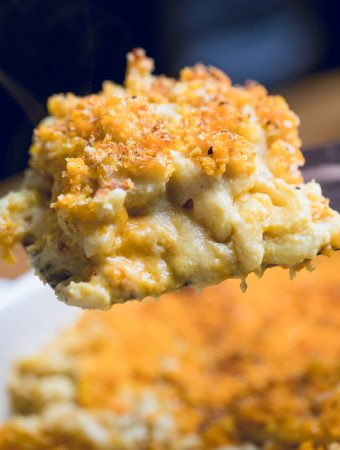 Vegan Mac and Cheese (Baked and Stovetop)