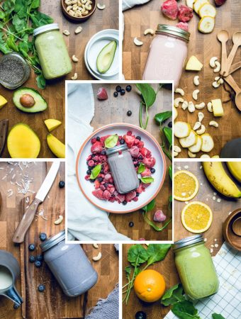 Best Vegan Smoothies for Meal Prep